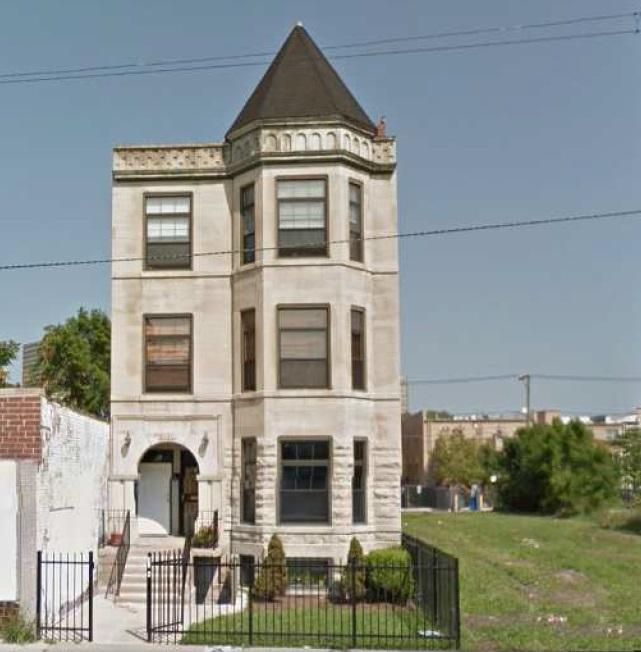 A Bronzeville Investment property that recently sold for $375,000