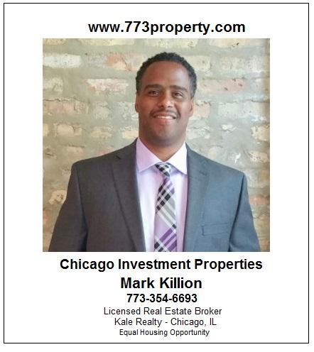 Mark Killion - Chicago Investment Properties